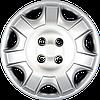 """Ковпаки модельні (з логотипом авто) 15"""" \ 301"""