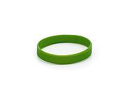 Силиконовые браслеты  оптом, упаковка 100шт. зелёный