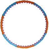 Обруч массажный S Passion Health Hoop 2.0 кг / Хула-хуп, фото 3
