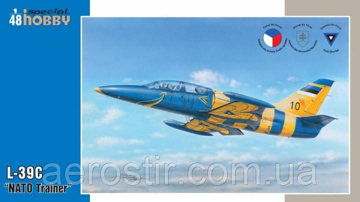 L-39C 'HATO Trainer' 1/48 Special Hobby 48171