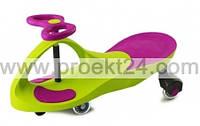 """Машинка детская Smart Car """"БИБИКАР"""" с полиуретановыми колесами"""