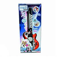 Музыкальный инструмент «Гитара» с разъемом для MP3-плеера