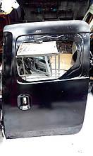 Дверь боковая левая (сдвижная) Рено Докер
