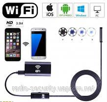 Эндоскоп - камера эндоскоп Wi-fi HD 720P usb эндоскоп технический PR-W01