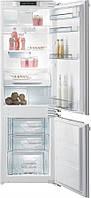 Холодильник Gorenje NRKI5181LW  (HZFI2828AFV) встраиваемый / комби / 278 л /А+ / NoFrost