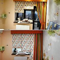 Оформление детской комнаты 13