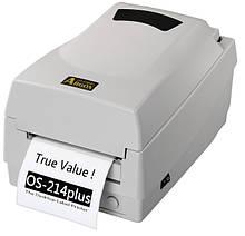 Настільний принтер етикеток Argox OS-214TT Plus