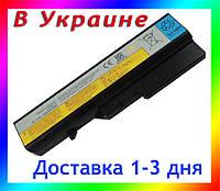 Батарея IBM, Lenovo IdeaPad G565, G565A, G565G, G565L, G570, G570A, G570AH, G570E, G570G, 5200mAh, 10.8v-11.1v