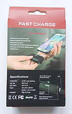 Мобильный аккумулятор для Android с Micro USB  power bank, mobile power  5V 1A, 4000 mAh, фото 2