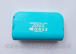Мобильный аккумулятор для Android с Micro USB  power bank, mobile power  5V 1A, 4000 mAh, фото 3