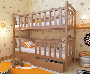 Двухъярусная кровать Александр Два Плюса