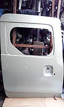 Дверь боковая правая (сдвижная) Рено Докер
