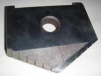 Пластина сменная для перового сверла Ф 72 мм (2000-1253) Р6М5 Орша