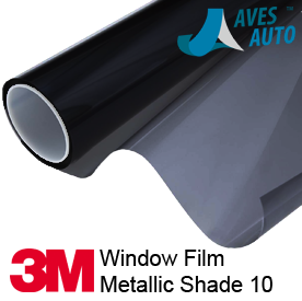 Тонировочная пленка 3M METALLIC SHADE 10