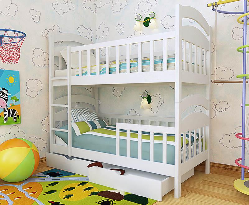 Двухъярусная кровать Даниель Плюс