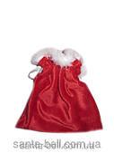 Новорічні мішки і шкарпетки для подарунків чобіток на камін упаковка для подарунків новорічна
