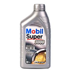 Масло моторное Mobil Super 3000 Formula LD 0W-30 1л