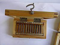 Меры длинны  концевые плоскопараллельные набор из стали твердого сплава №7 возможна калибровка в Укрцсм, фото 1