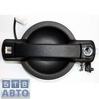 Ручка задньої лівої дверки Fiat Doblo 00-11 (з центр. замком) 735402299
