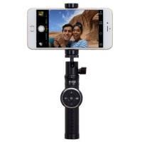 Селфи-монопод Momax Pro Bluetooth KMS3D 50cm \ Black, фото 1