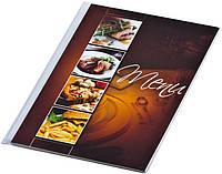Папка Меню Panta Plast Cafe А4 прозрачная 0309-0050-99