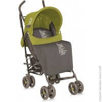 Коляска Bertoni Fiesta Beige/Green Beloved Baby