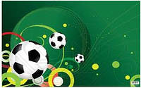 Подкладка для письма Panta Plast Футбол 0318-0035-95