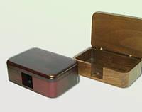Деревянный контейнер для визиток BeStar 1315WDM