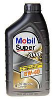 Масло моторное Mobil Super 3000 5W-40 1л