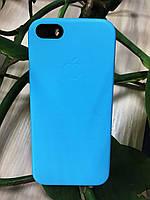 Кожаный чехол-накладка для iPhone SE/5S/5 от Apple