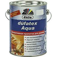 Дюфатекс аква Лазур горіх Dufa (грунтовка, защитная пропитка для древесины)