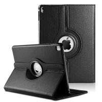 "Кожаный чехол для iPad Pro 9.7"" 360 Rotating Black"