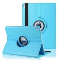 "Кожаный чехол для iPad Pro 9.7"" 360 Rotating Blue"