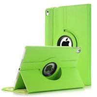 "Кожаный чехол для iPad Pro 9.7"" 360 Rotating Green"