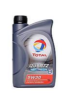 Масло моторное TOTAL QUARTZ INEO ECS 5W-30 1л