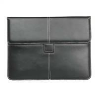 "Кожаный чехол-сумка Ce-Village Black для iPad Pro 9.7""/Air 2/Air, фото 1"