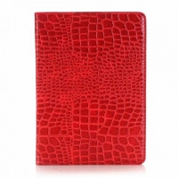 "Чехол   для iPad Pro 9.7"" Ajakes Crocodile Red"