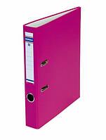 Папка-регистратор А4 Donau Master 50мм розовая 3950001M-30