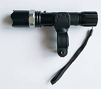 LED-фонарик Police BL-8628 99000W с креплением на велосипед