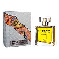 """Т/вода для мужчин  """"El PACO"""" 100мл (Lomani El Paso) ТМ """"AKSA"""""""