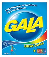 Порошок для ручной стирки Gala Ultra Colo 400г