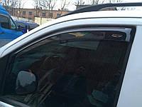 Ветровики на боковые стекла Фольксваген Транспортер (2 шт)