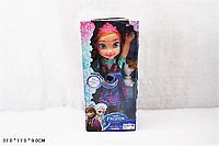 """Кукла """"Frozen"""" W598B, музыкальная, на батарейках, со снеговиком, великолепный подарок ребенку, в коробке"""
