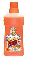 Моющее средство для пола и стен Mr Proper Лимон 1.5 литра