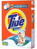 Порошок для ручной стирки Tide Lenor Touch 400г 2в1