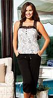 Комплект одежды для дома и сна , пижама Maranda lingerie 2912