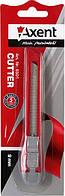 Нож канцелярский Axent 9 мм 6501-А