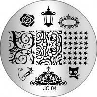 Диск для стемпинга серия JQ-04