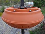 Хомут для вазона фонарного 600, фото 2