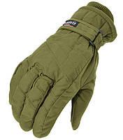 Перчатки тёплые MilTeс Thinsulate Olive 12530001